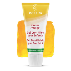 gel dentifricio weleda